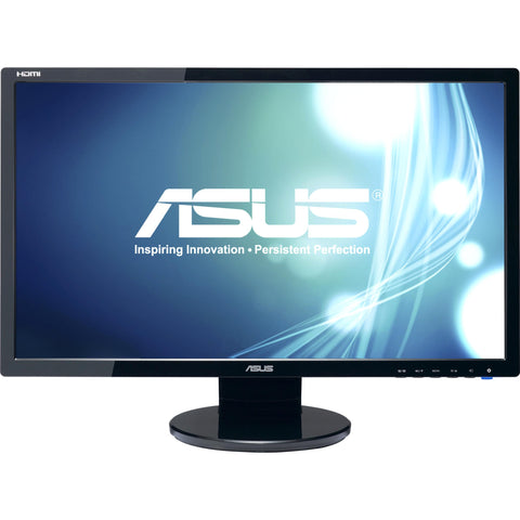 Asus Ve247h 23.6 Wide Led,16:9,1920x1080,10,000,000:1 (ascr),300 Cd-m2,0.272mm P