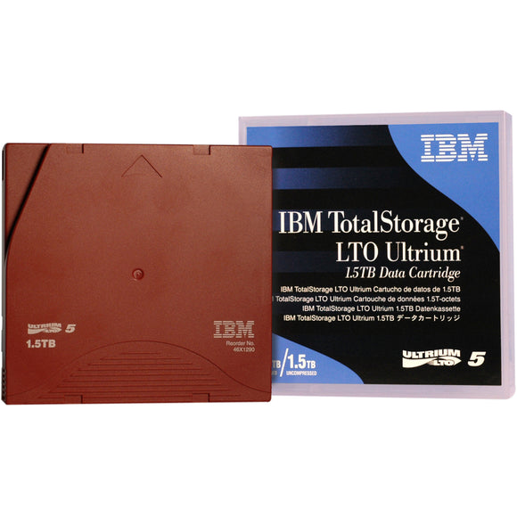 IBM 46X1290 LTO Ultrium 5 Data Cartridge