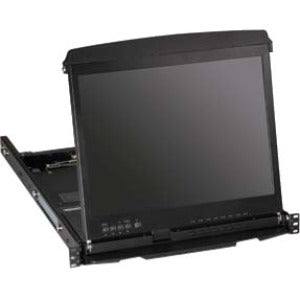Black Box ServView KVT517A Rack Mount LCD