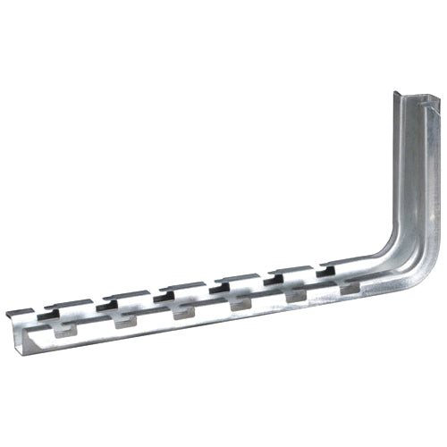 Black Box Network Services Basketpac Cable Tray L-bracket, 12in
