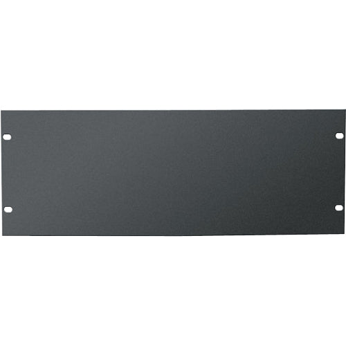 Black Box Network Services Filler Panel, Black, 1u (1.75in)