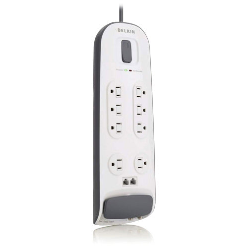 Belkin BV108200-06 8-Outlets Surge Suppressor
