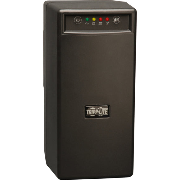 Tripp Lite UPS 600VA 375W Battery Back Up Pure Sine Wave PFC Tower 120V USB