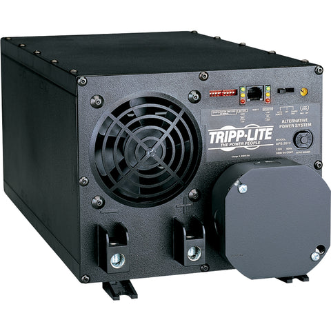 Tripp Lite 2000W APS INT 12VDC 230V Inverter - Charger w- Auto Transfer Switching ATS Hardwired