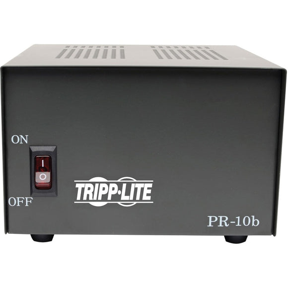 Tripp Lite DC Power Supply 10A 120VAC to 13.8VDC AC to DC Conversion TAA GSA