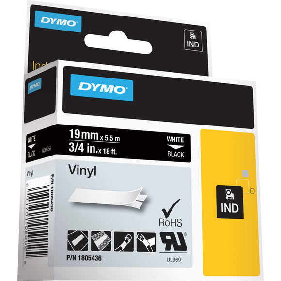 Dymo Colored 3-4