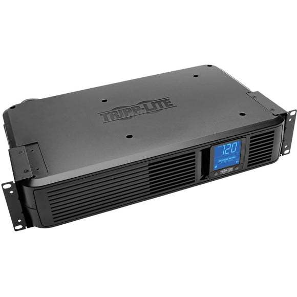 Tripp Lite UPS Smart 1500VA 900W Rackmount AVR 120V LCD USB DB9 Extended Run 2URM ->  -> May Require Up to 5 Business Days to Ship -> May Require up to 5 Business Days to Ship