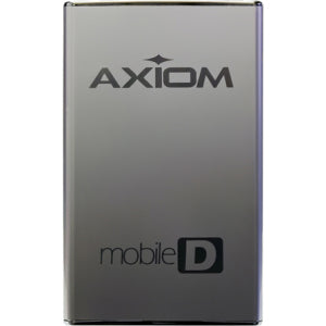 Axiom Mobile-D 1 TB Hard Drive - SATA - 2.5