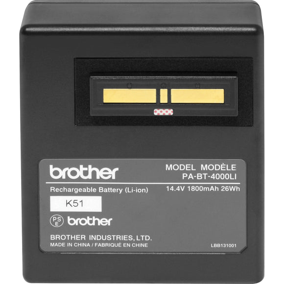 Brother Mobile Printer Battery