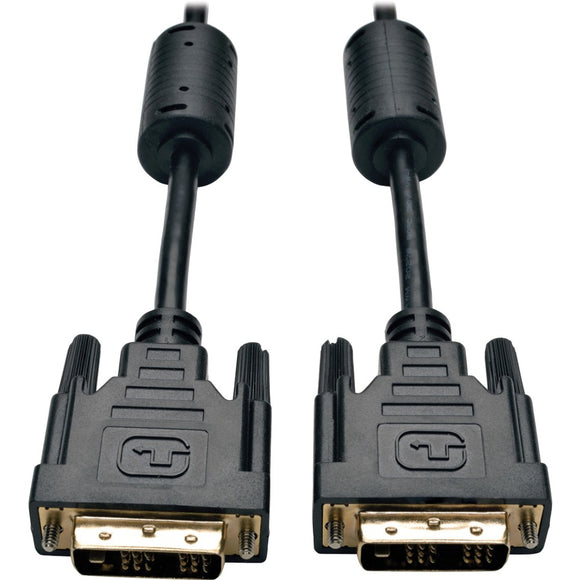 Tripp Lite 75ft DVI Single Link Digital TMDS Monitor Cable DVI-D M-M 75'