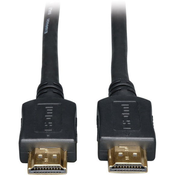 Tripp Lite High Speed HDMI Cable Ultra HD 4K x 2K Digital Video with Audio (M-M) Black 12ft