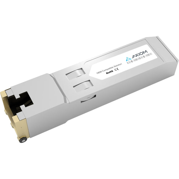 Axiom 1000BASE-T SFP Transceiver for Force 10 - GP-SFP2-1T