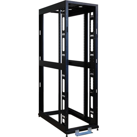 Tripp Lite 45U 4-Post Open Frame Rack Cabinet Square Holes 3000lb Capacity ->  -> May Require Up to 5 Business Days to Ship -> May Require up to 5 Business Days to Ship
