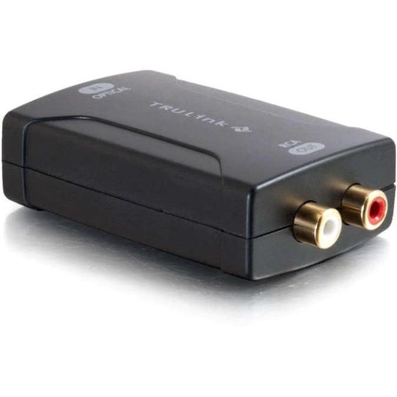 C2G Toslink to RCA Analog Audio Converter (DAC)