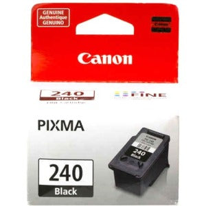 Canon Usa Pg-240 Black Ink Tank - Cartridge - For Mg2120, Mg3120, Mg4120, Mx512, Mx432, Mx