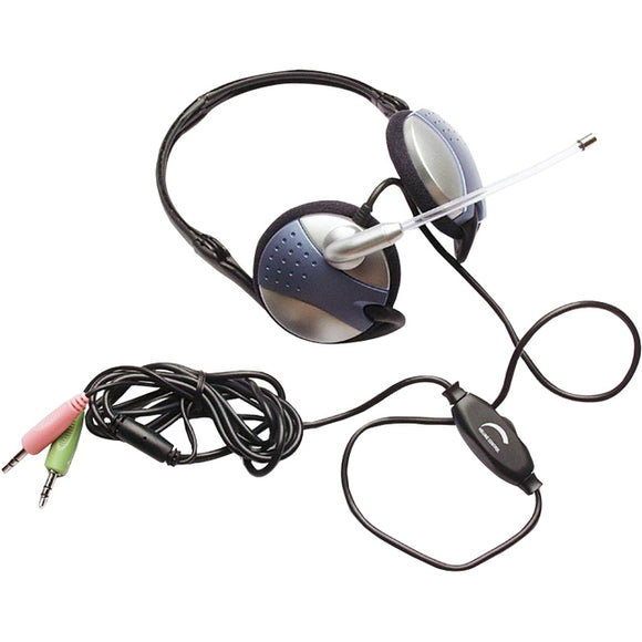 Inland Products Inc. Pro Foldable Headset