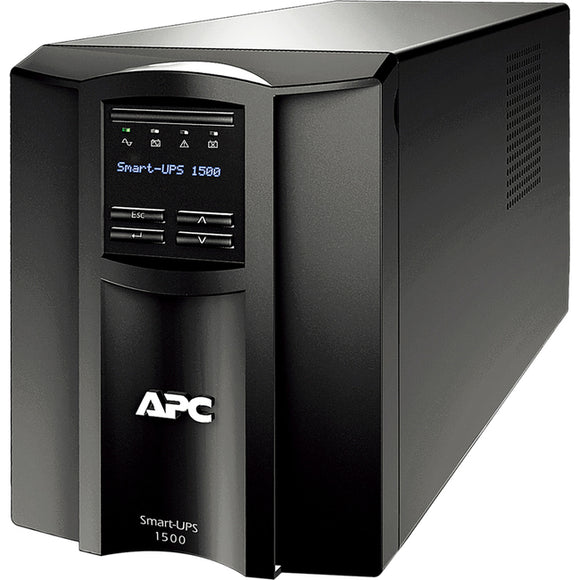 APC by Schneider Electric Smart-UPS 1500VA LCD 120V with AP9631 Installed