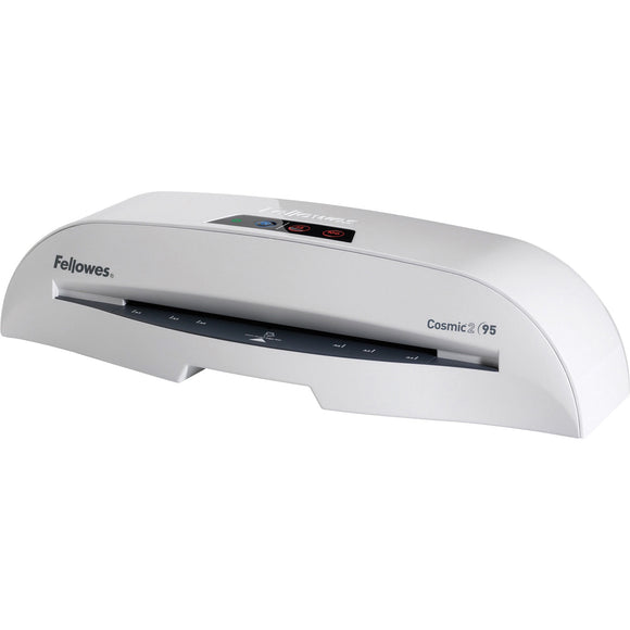 Fellowes Cosmic'Ñ¢2 95 Laminator with Pouch Starter Kit