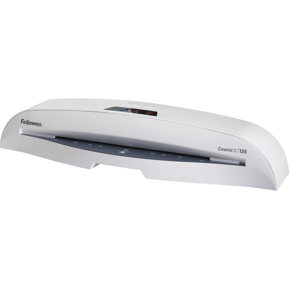 Fellowes Cosmic'Ñ¢2 125 Laminator with Pouch Starter Kit