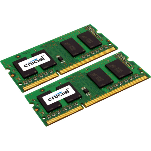 Micron Consumer Products Group 2-8gb Ddr3l-1333 Sodimm Mac 1.35v 1024x64 Non-ecc