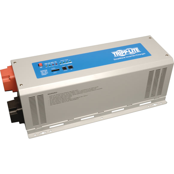 Tripp Lite 2000W APS 12VDC 230V Inverter - Charger w- Pure Sine-Wave Output Hardwired