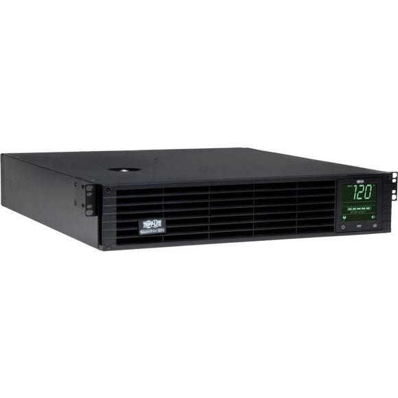 Tripp Lite UPS Smart 3000VA 2880W Rackmount AVR 120V Preinstalled WEBCARDLX Pure Sign Wave USB DB9 2URM