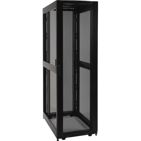 Tripp Lite 45U Rack Enclosure Server Cabinet Doors No Sides 3000lb Capacity ->  -> May Require Up to 5 Business Days to Ship -> May Require up to 5 Business Days to Ship - SystemsDirect.com