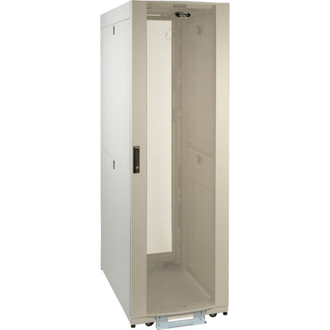 Tripp Lite 42U Rack Enclosure Server Cabinet White Doors & Sides 3000lb Cap ->  -> May Require Up to 5 Business Days to Ship -> May Require up to 5 Business Days to Ship - SystemsDirect.com
