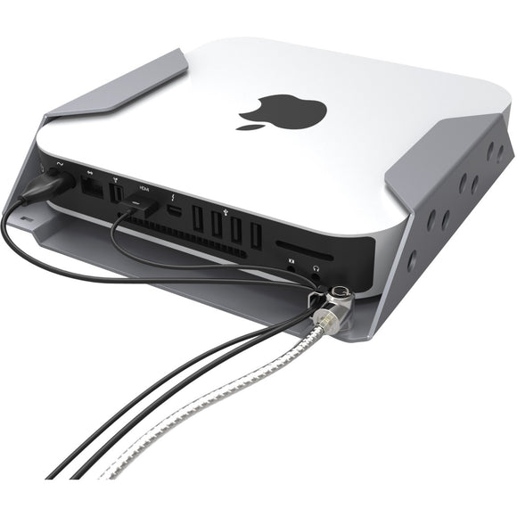 Compulocks Brands, Inc. Maclocks Mac Mini Enclosure Silver