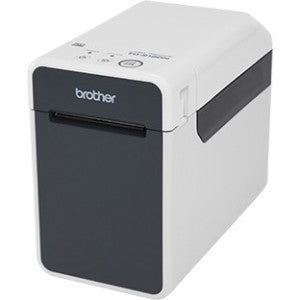 Brother Mobile Solutions 2.2powered Desktop Thermal Printer, 203 Dpi Lan-host Usb-usb- Serial Interfaces