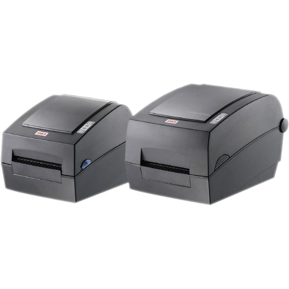 Oki LD630D Direct Thermal Printer - Monochrome - Desktop - Label Print