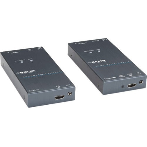 Black Box Network Services 3d Hdmi Fiber Extender