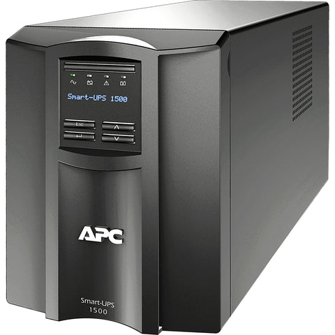 APC by Schneider Electric Smart-UPS 1500VA LCD 120V US