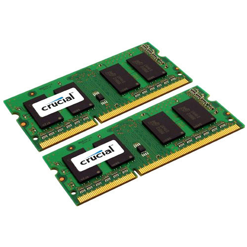 Micron Consumer Products Group Crucial 8gb Kit (4gbx2) Ddr3-1333 Sodimm