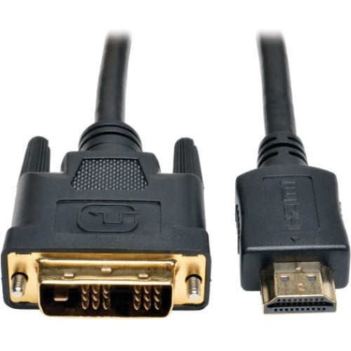 Tripp Lite 30ft HDMI to DVI-D Digital Monitor Adapter Video Converter Cable M-M 30' -> May Require up to 5 Business Days to Ship