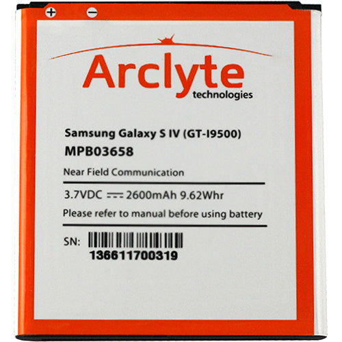 Arclyte Original Samsung Batt Intensity 2