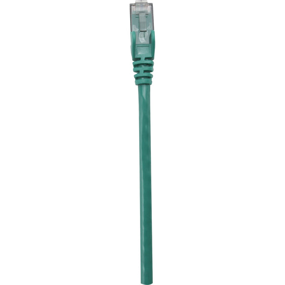 Intellinet Network Solutions Cat6 UTP Network Patch Cable, 14 ft (5.0 m), Green