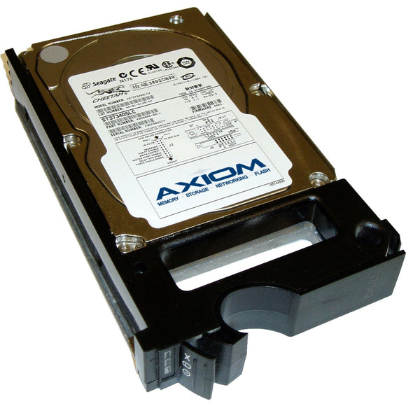 Axiom 4TB 6Gb-s SATA 7.2K RPM LFF Hot-Swap HDD for Dell - AXD-PE400072SF6