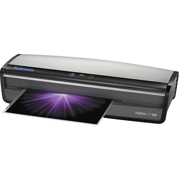 Fellowes Jupiter'Ñ¢ 2 125 Laminator with Pouch Starter Kit