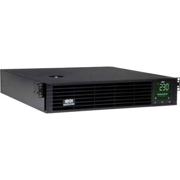 Tripp Lite UPS Smart 3000VA 2700W International Rackmount AVR 230V Pure Sine Wave C13 C19 TAA
