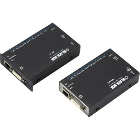 Black Box ServSwitch Wizard SRX DVI-D-USB Extender, Single-Head - SystemsDirect.com