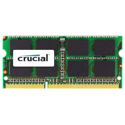 Micron Consumer Products Group Crucial 4gb Ddr3-1333 Sodimm
