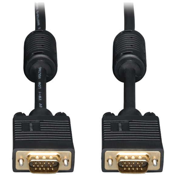 Tripp Lite 35ft SVGA - VGA Monitor Gold Cable