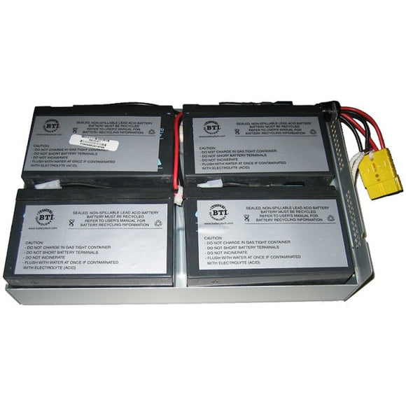 Battery Technology Replacement Ups Battery For Apc Rbc-24