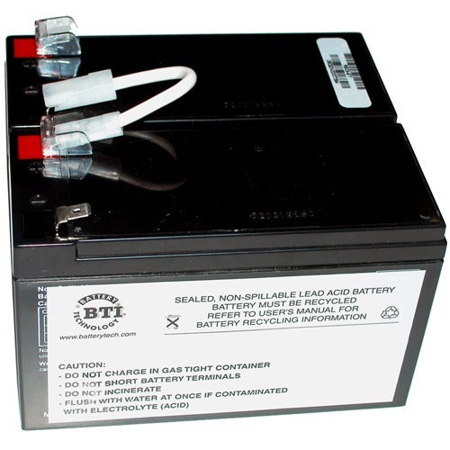 Battery Technology Replacement Ups Battery For Apc Rbc5