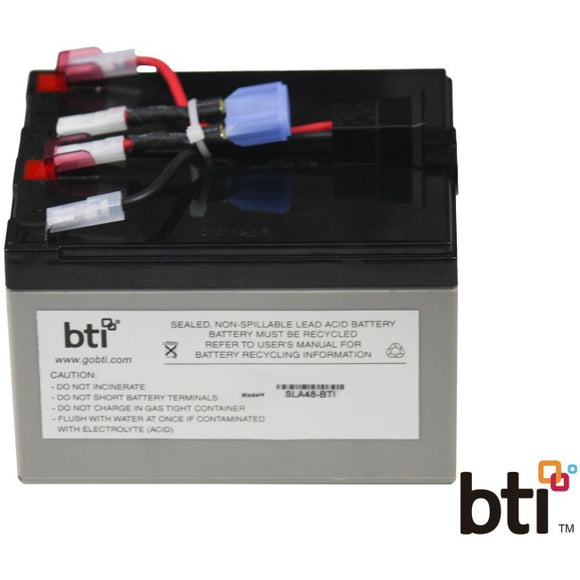 Battery Technology Replacemen Ups Battery For Apc Rbc48