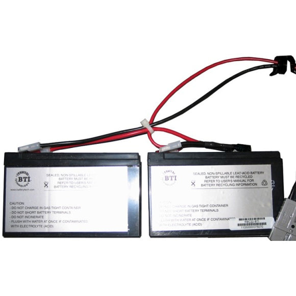 Battery Technology Replacement Ups Battery For Apc Rbc-22