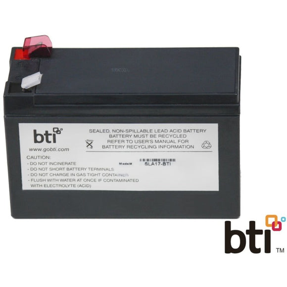 Battery Technology Replacement Ups Battery For Apc Rbc-17