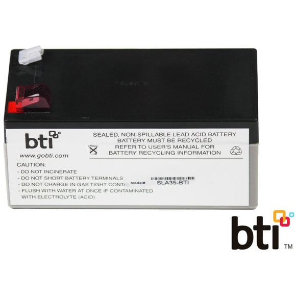 Battery Technology Replacement Ups Battery For Apc Rbc35