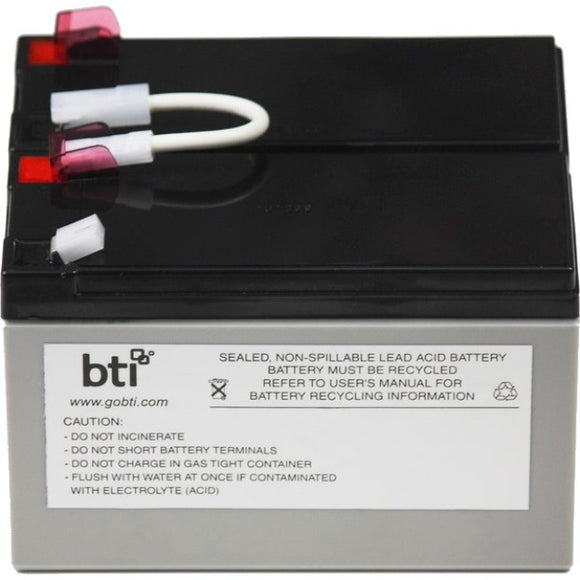 Battery Technology Replacement Ups Battery For Apc Rbc109